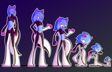 Laz - Sonic Amiibo Tf