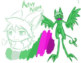 Avery Noyr, Bord