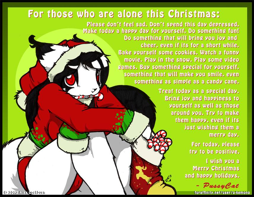 Happy Holiday PussyCat