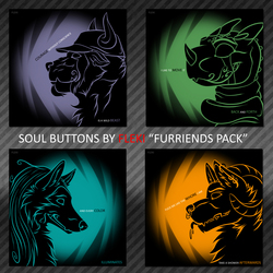 Soul Buttons [Furriends Pack]