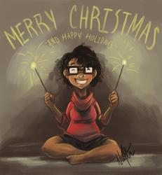 Merry Christmas from Dari