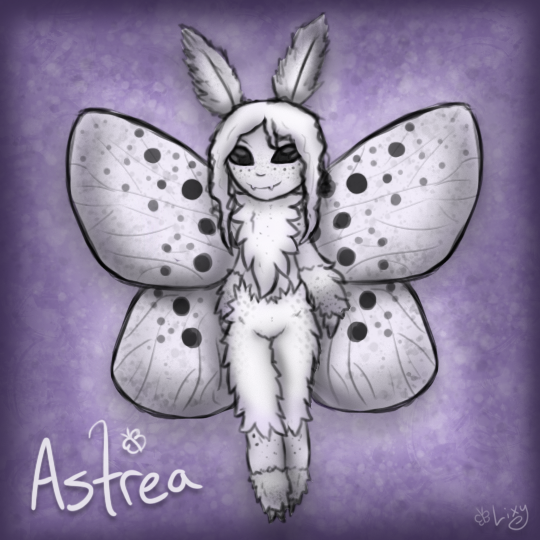 Astrea (Sketch Reference)
