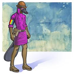 Platypus Adventure Outfit Design!