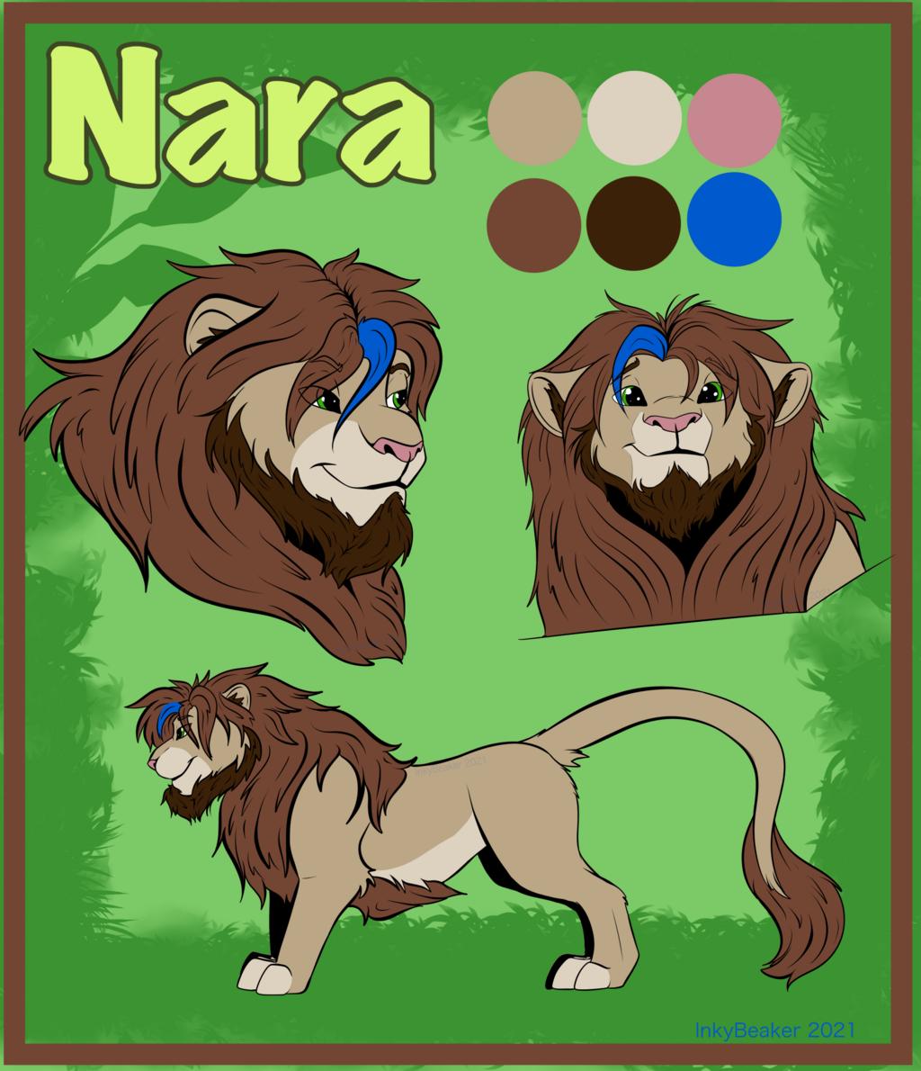New Character - Nara