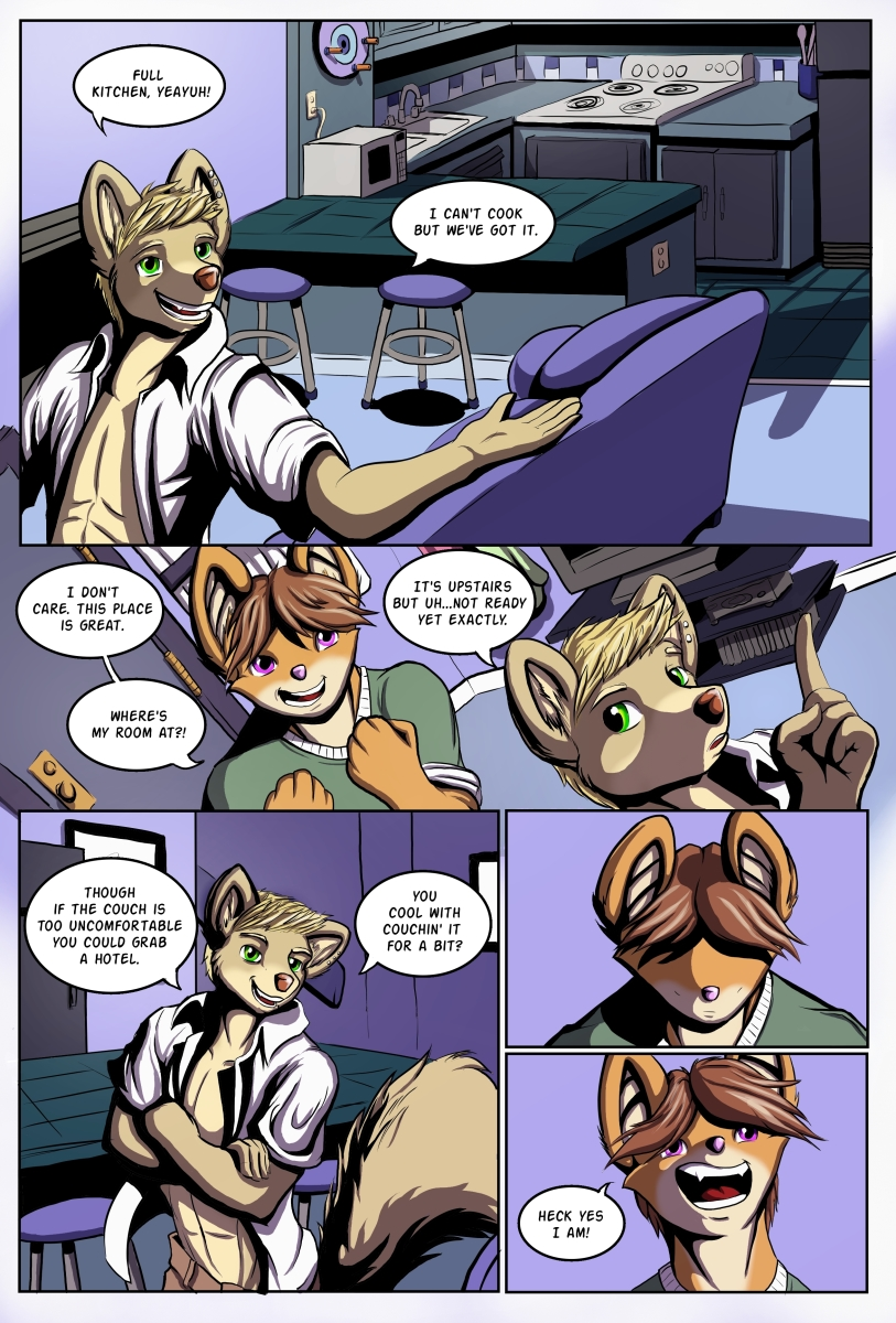 False Start Comic Issue #1 Page 7
