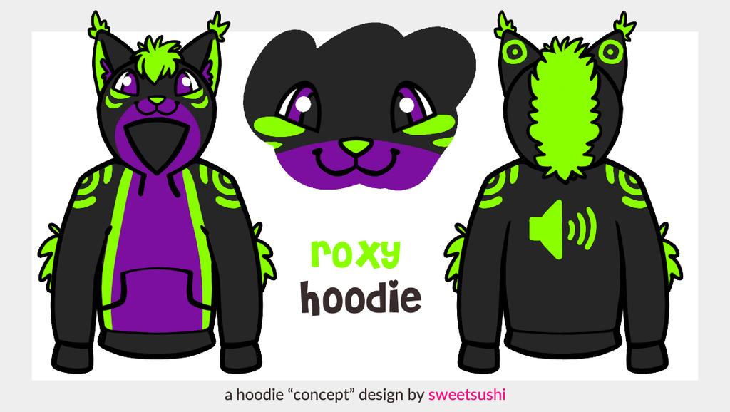 Hoodie Concept Roxy