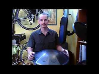 Video:  My new Rav Drum!