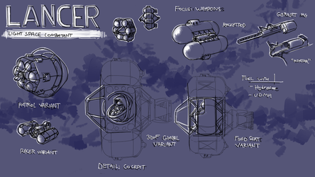 Lancer [bubbleverse]