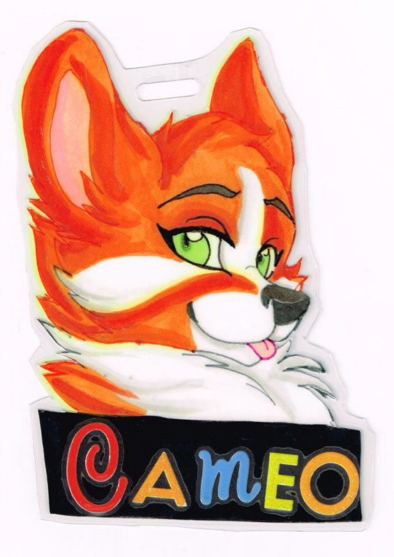 Most recent image: Cameo Badge (2) by ManedCorgie