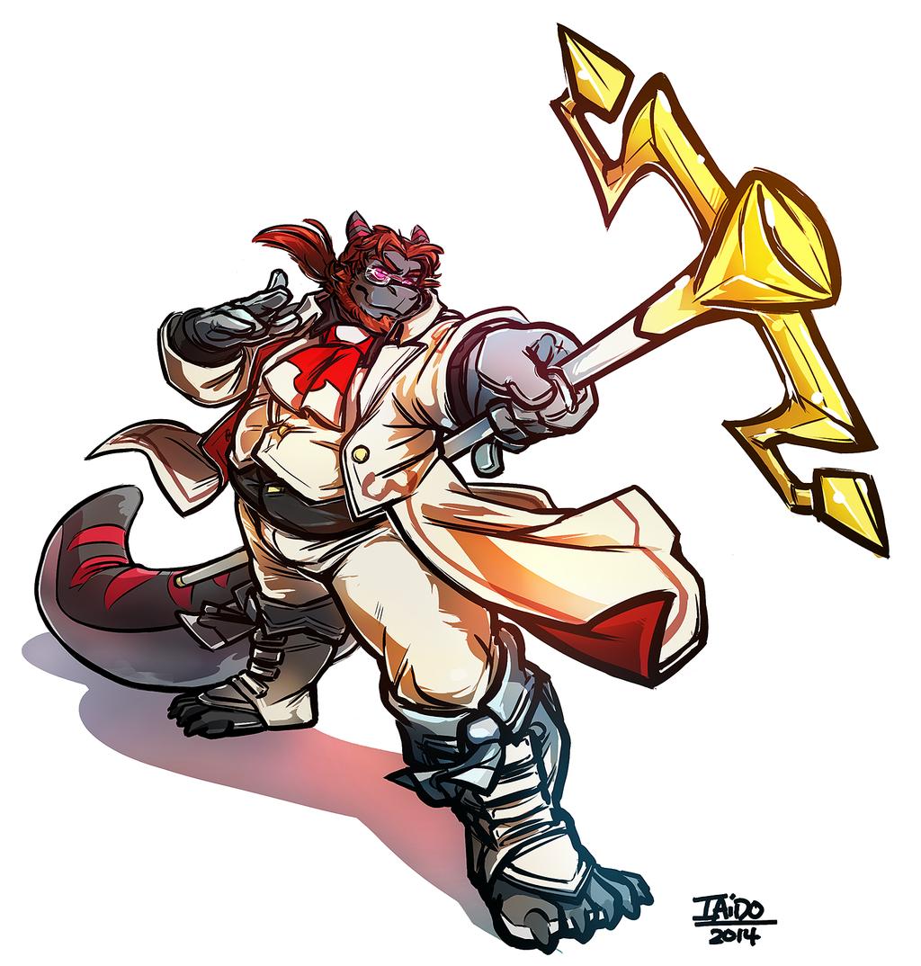 Spiritmaster Dragon