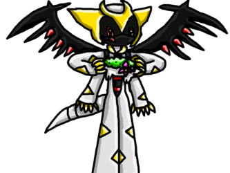 Giratina the Shaymin Eater