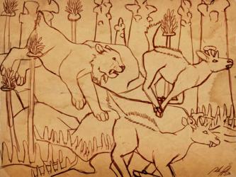 The Hunt (Sketch Concept)