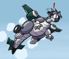 Plane Dragon