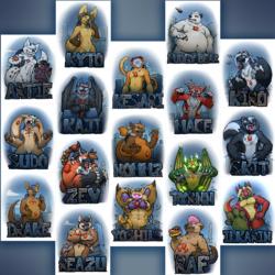 All These Juggernauts