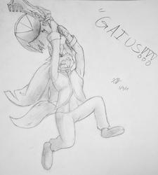 GAIUS!!! - [FA] (Sketch)