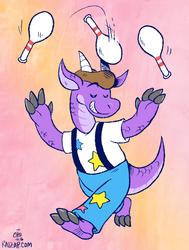 Juggling Dragon