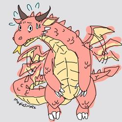 Nervous dragon