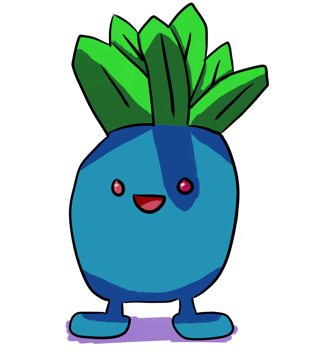 Most recent image: its an oddish