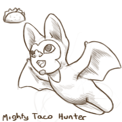 Mighty Taco Hunter