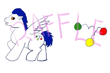 Fidget Pony - FREE RAFFLE
