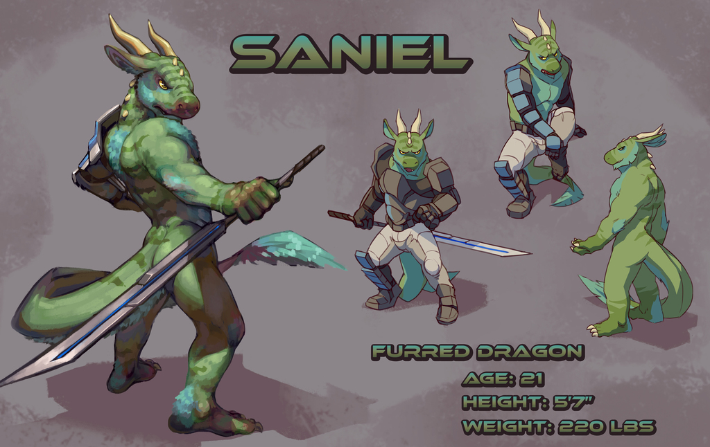 Most recent image: Saniel Reference