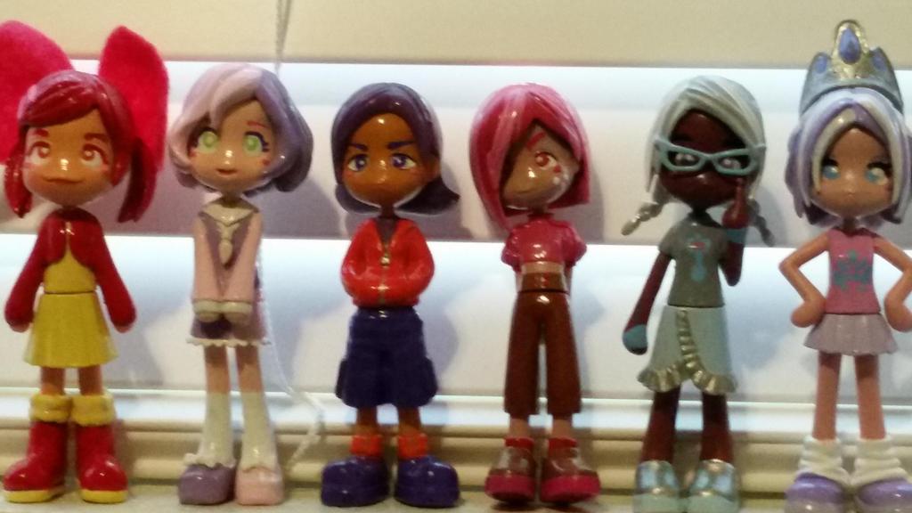 Custom Figures - My Little Pony Humans