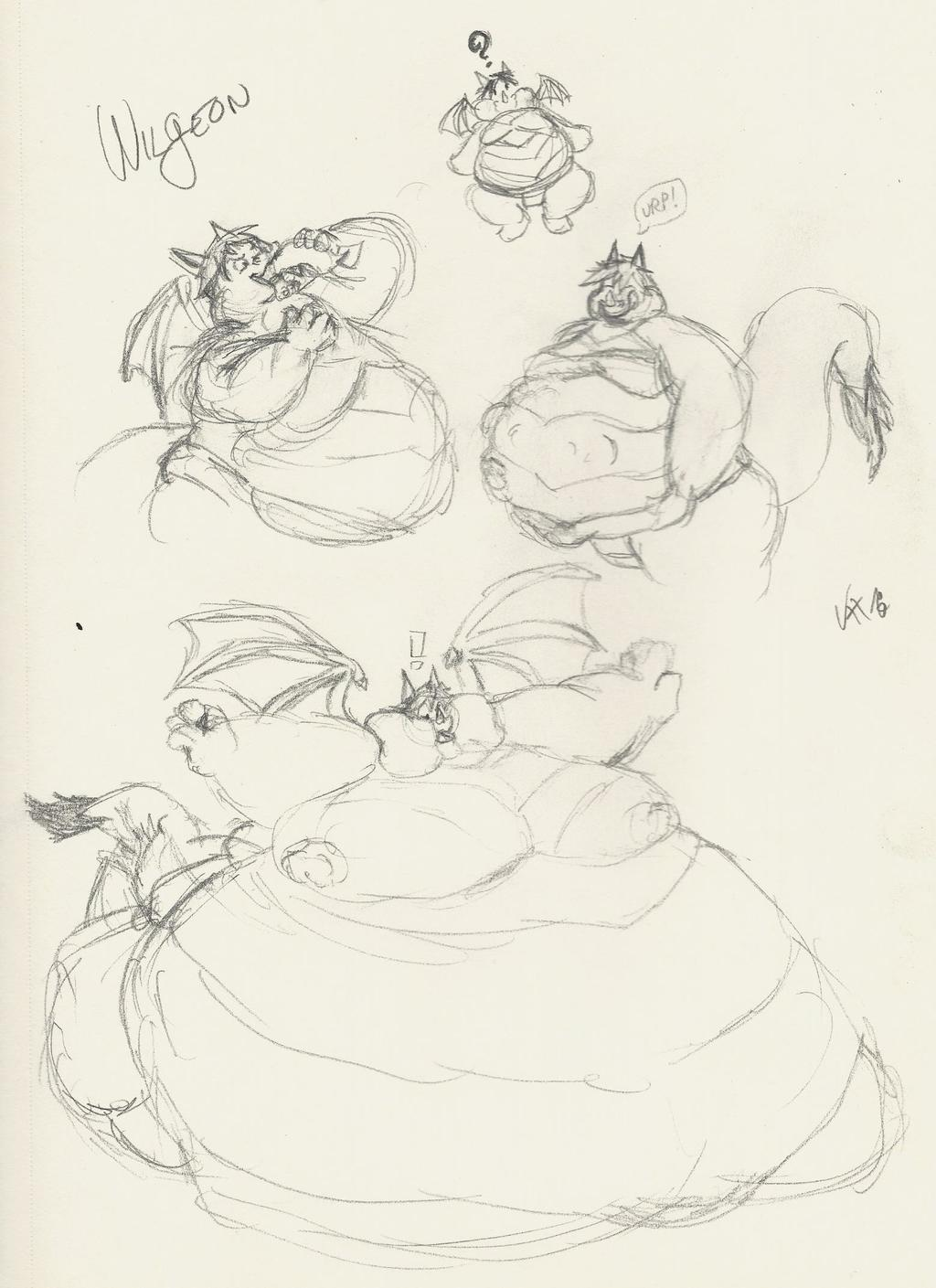 Wilgeon sketchpage