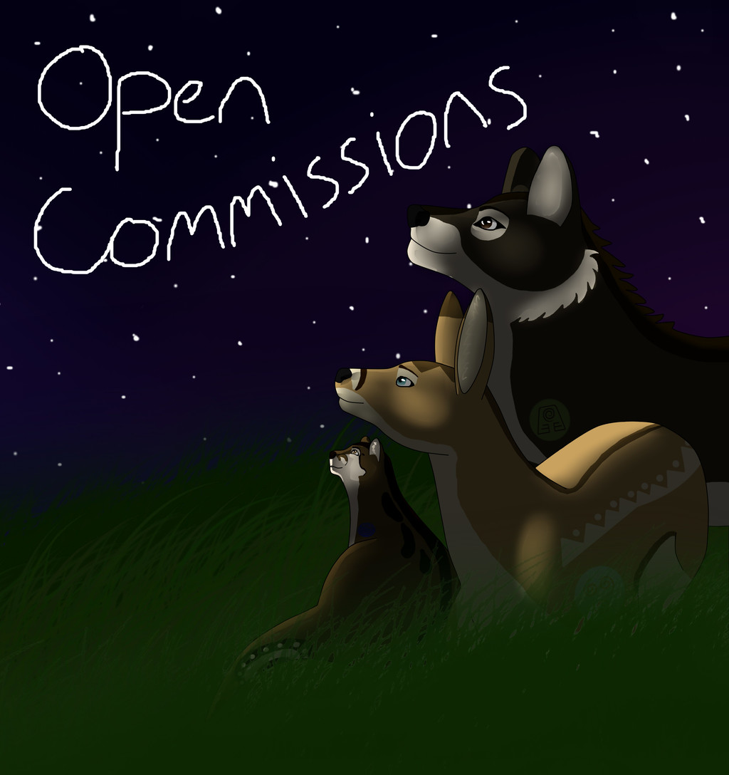 Most recent image: COMMISSIONS