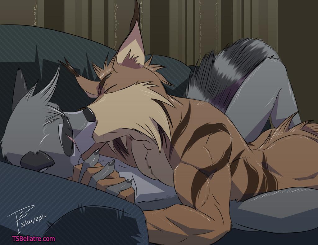 (Lynx/Coon) + Kiss
