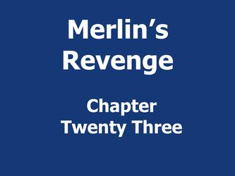 Merlin' Revenge Chapter 23
