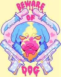 ///BEWARE OF DOG///