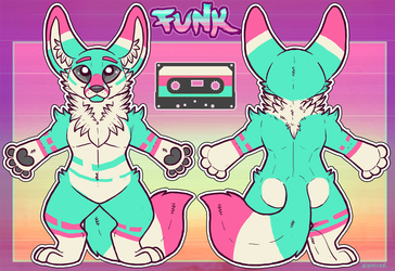 Funk the Fennec