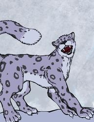 [Sequence]-Wereleopard 6/8