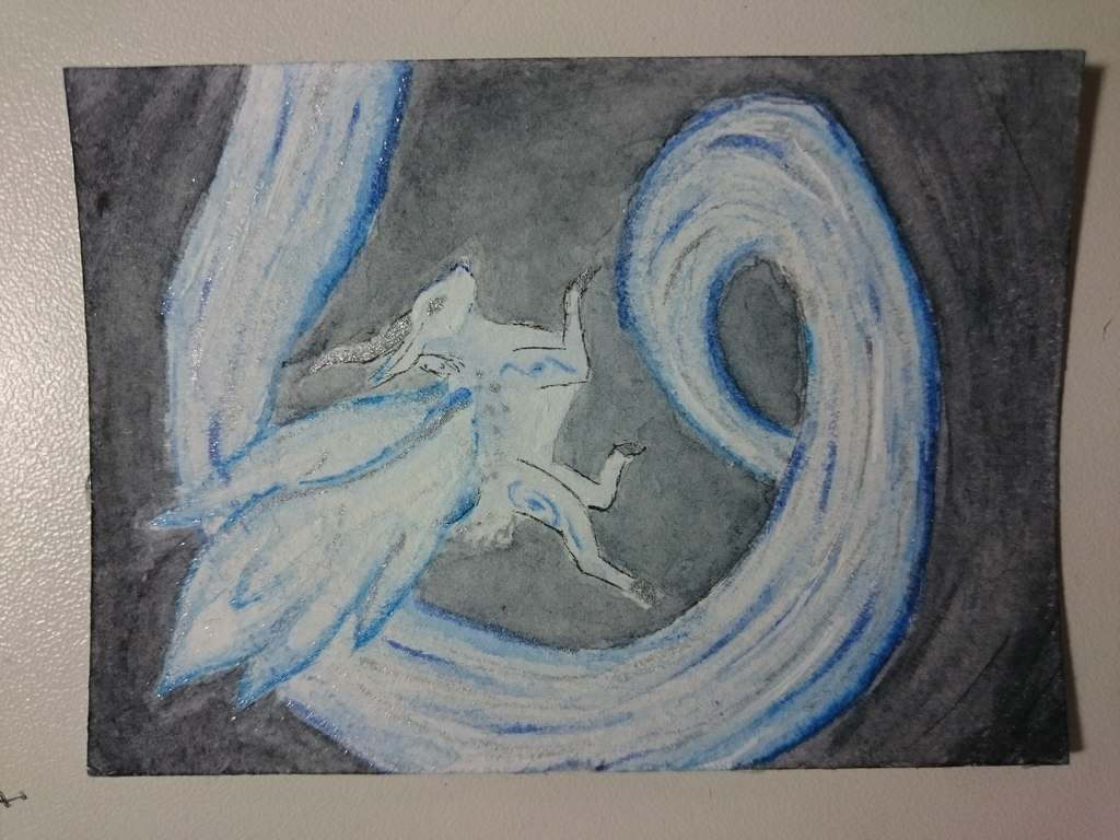 First aceo card