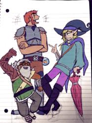 Adventure Boys