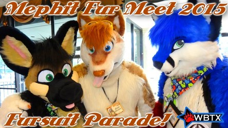 MFM 2015 VIDEO! - The Fursuit Parade!!!