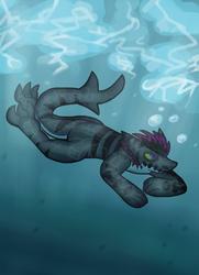 [Personal] Underwater
