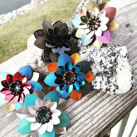 Available Scale Flowers