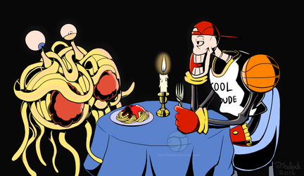 Papyrus' Dinner Date