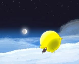 A Nice Night Float