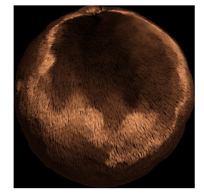 Otter Fur Ball