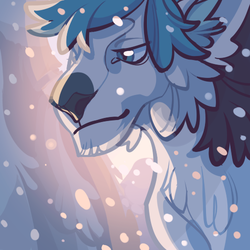 Winter Aze Icon