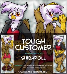 Tough Customer by Shibaroll
