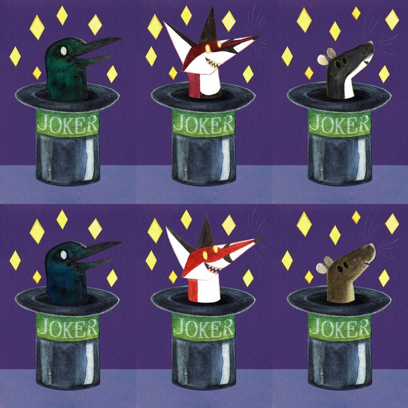 Jokercards