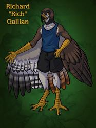 "Richard ""Rich"" Gallian, anthro V2"
