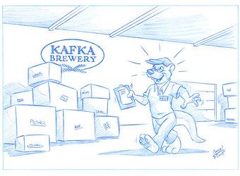 Kafka Brewery (1/12) by Cooner