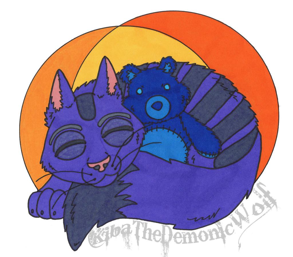 Blind Box Toys 6 - Lost Kitties