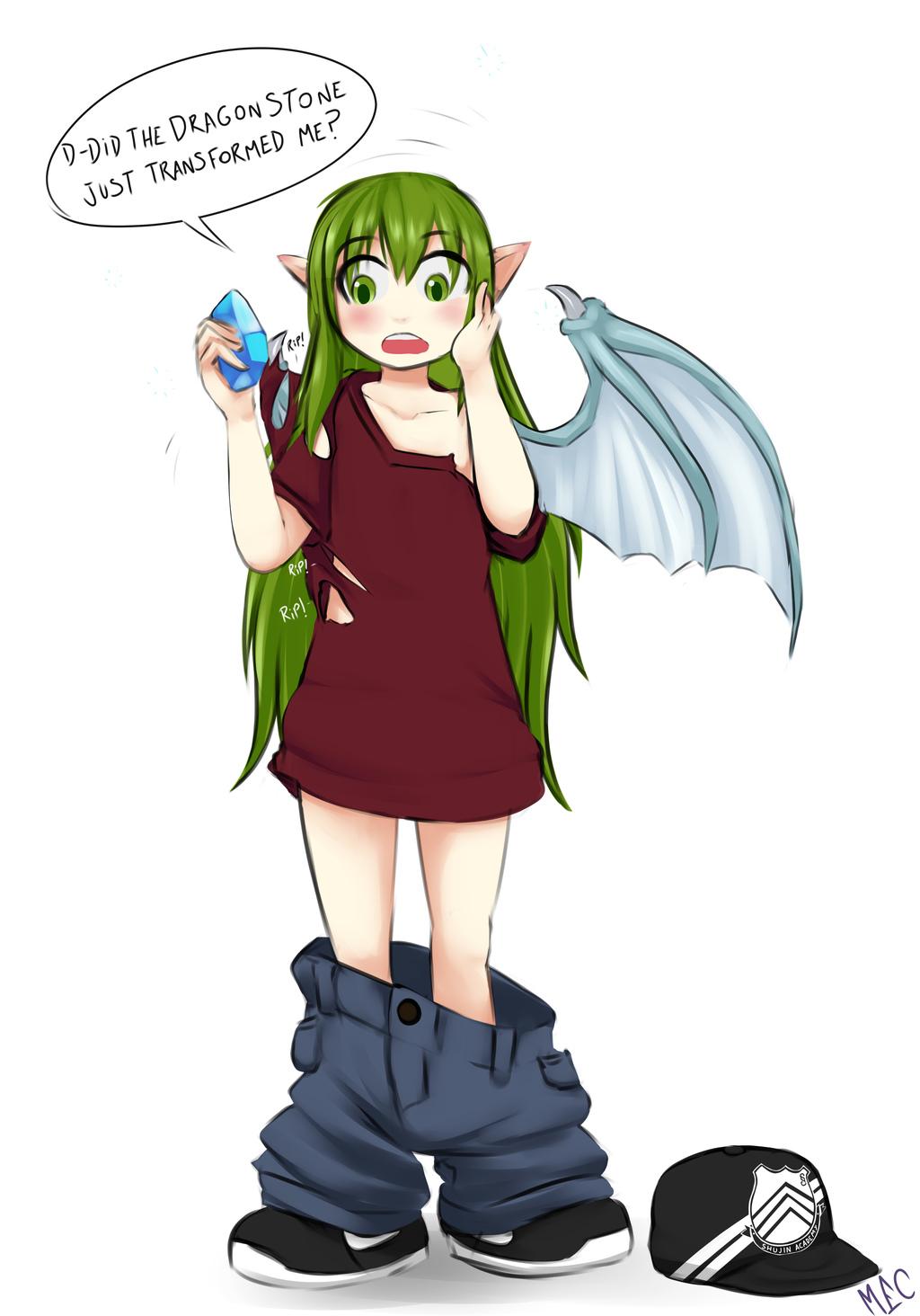 Tiki's Lost Dragon Stone - ALT