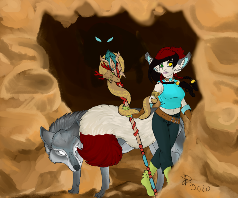 [p]Cave Hunting