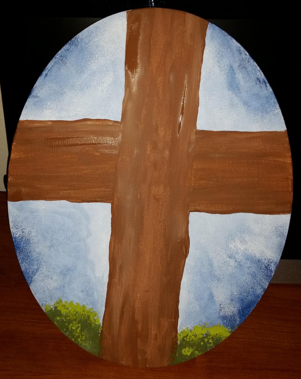 WiP: Cross of Christ